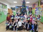 Новогодний праздник для учащихся 2-4 классов