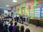 Общешкольный праздник «Золотая осень»
