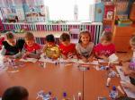"Мастер-класс ""Книжка -малышка"" для ребят МДОБУ детский сад № 2 р.п. Чунский"